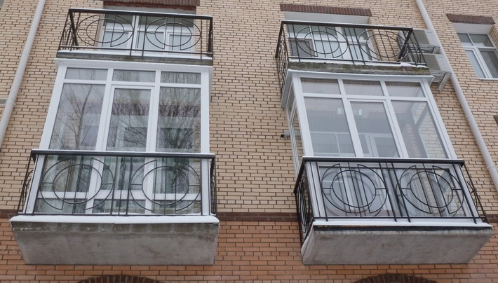 Особенности остекления балконов в сталинках.