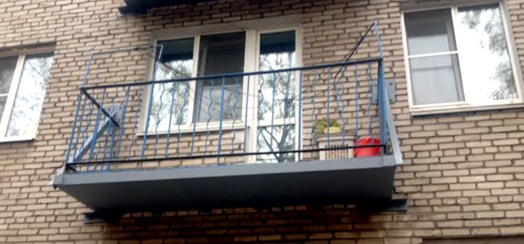 Особенности остекления балконов алюминием.